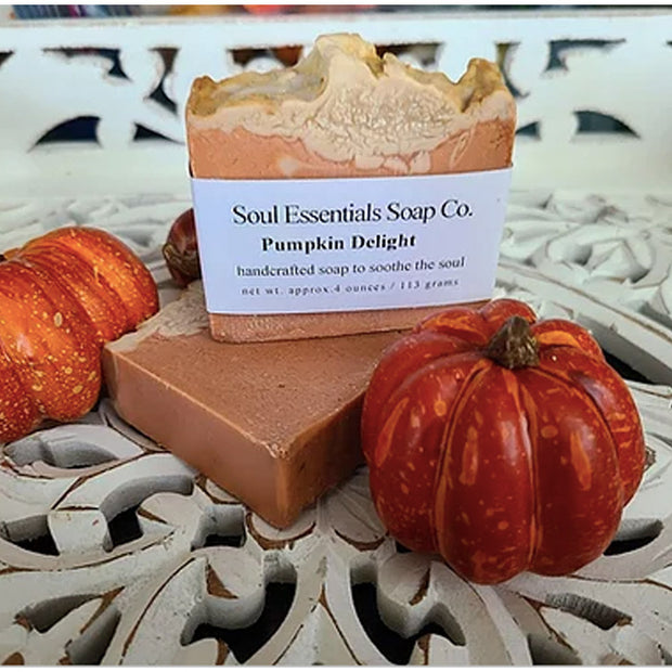 Pumpkin Delight Soap