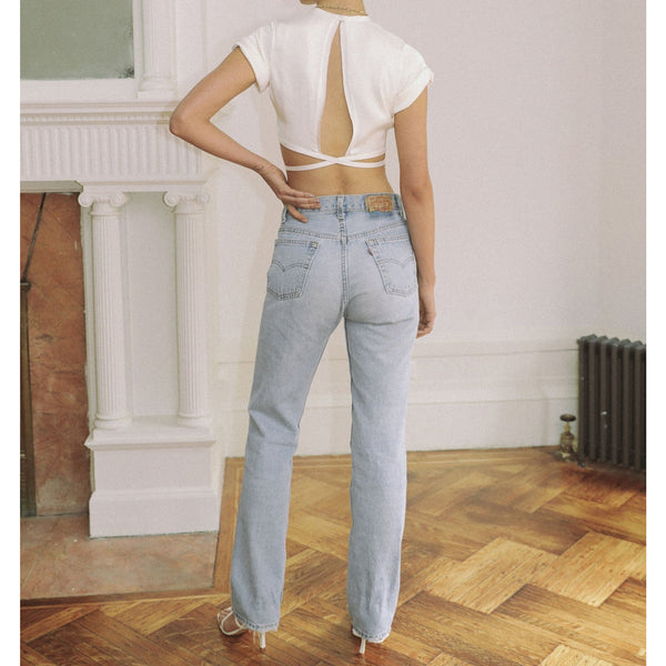Laid Back Crop Top