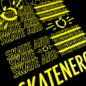 "Sudadera ""Skate and Create"""