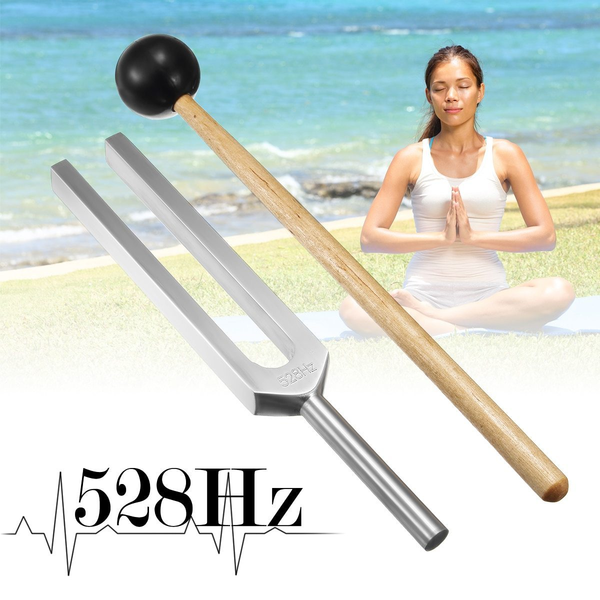 Aluminum Medical Tuning Fork