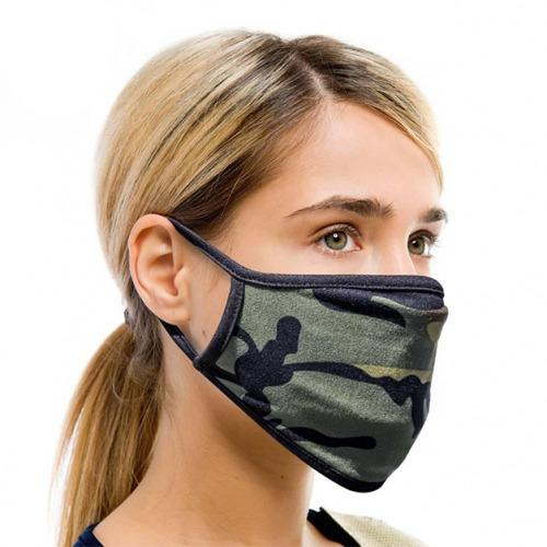 5 Pack - Fabric Non-Medical Face Masks
