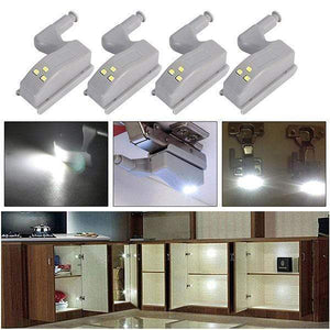 Smart Touch Sensor Cabinet LED Light(10pcs)