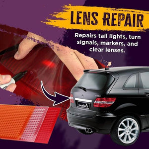 Tail Light Repair Film