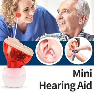 Rechargeable Invisible Hearing Aid