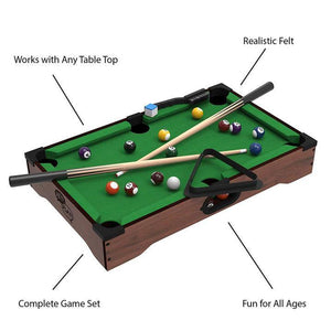 Classic Mini Table Top Billiards