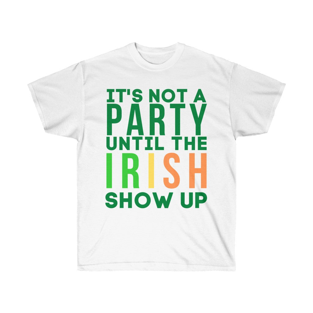Irish Party Unisex T-Shirt