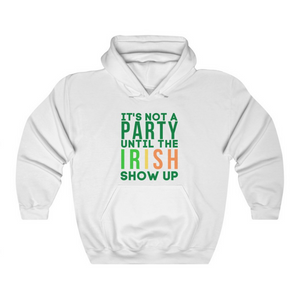 Irish Party Unisex Hoodie