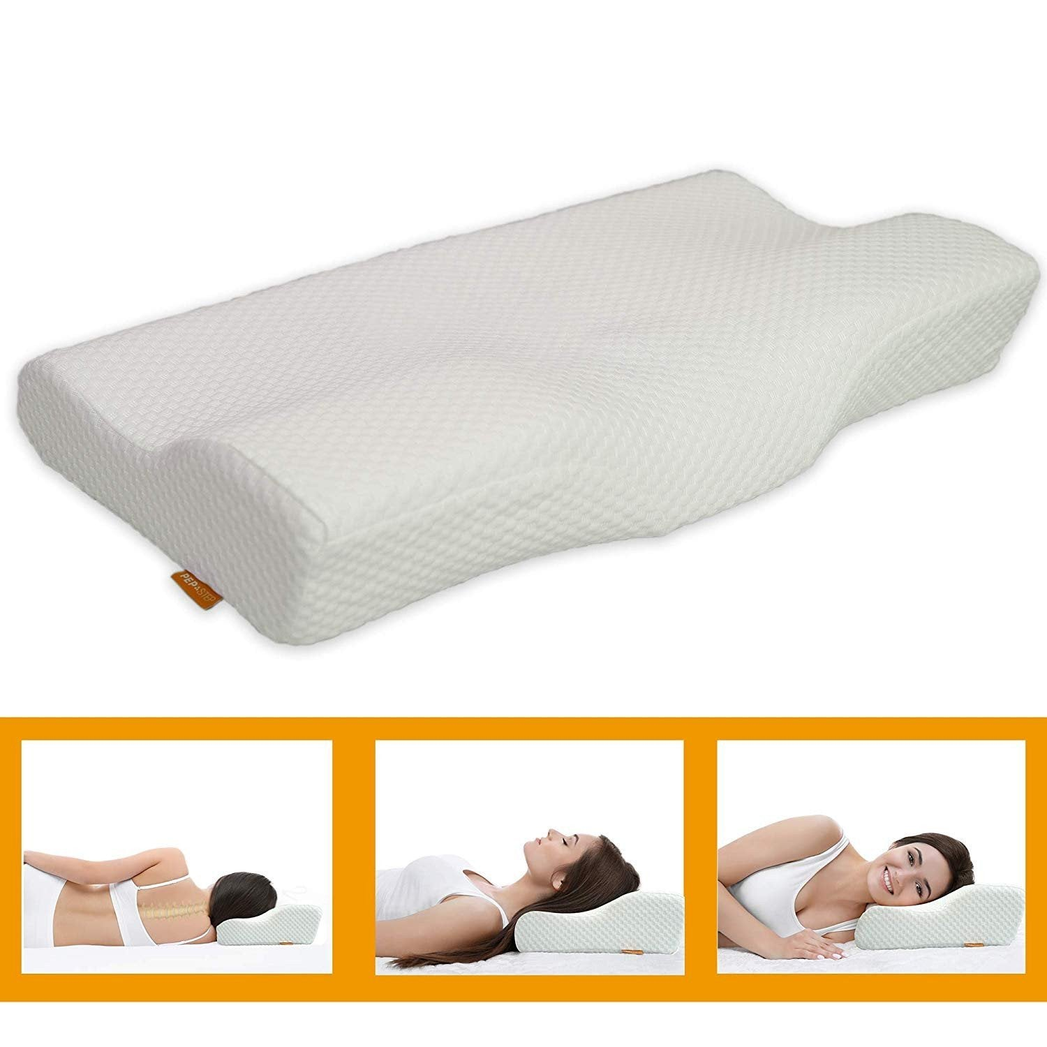 The Original Bamboo Cervical Pillow