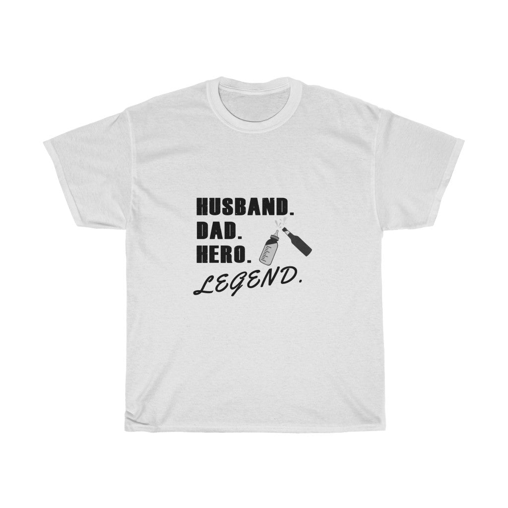 Husband, Dad, Hero, Legend Tshirt