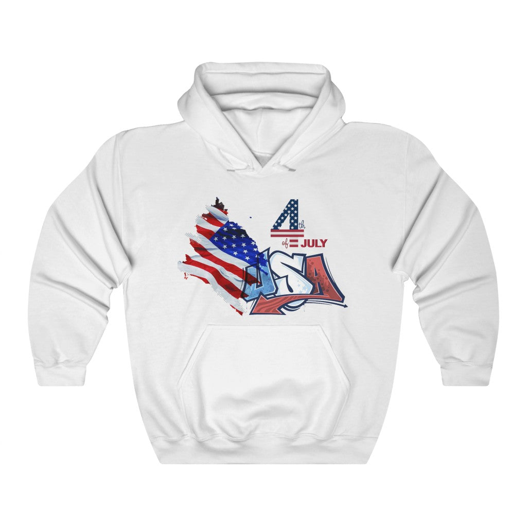 USA Independence Day Hoodie