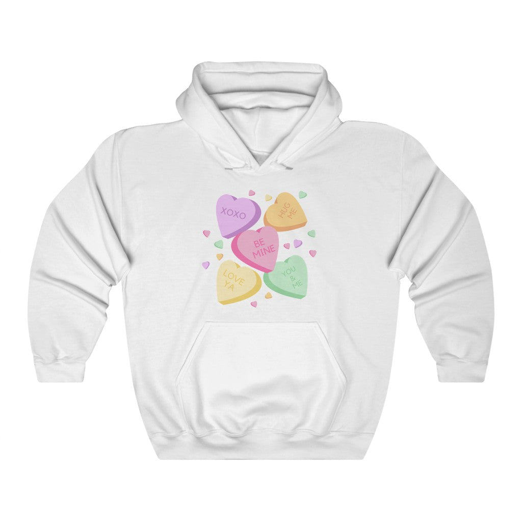 Sweet Hearts - Women's Heavy Blend™ Hooded Sweatshirt