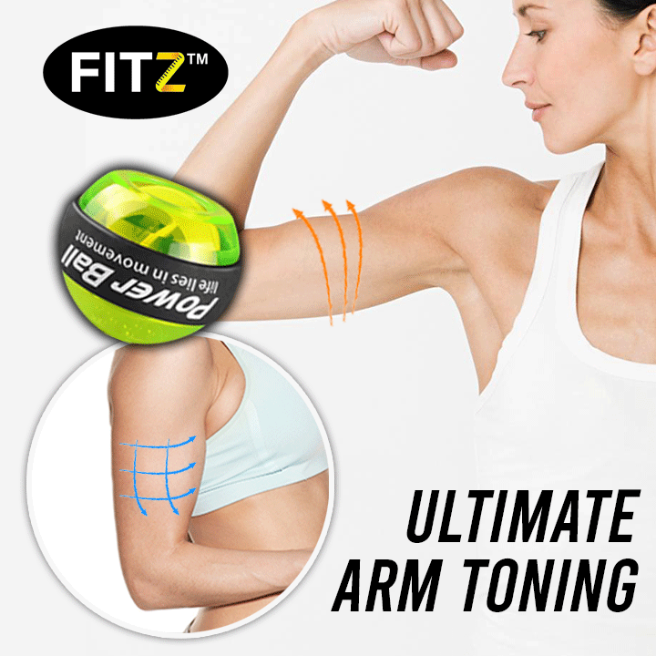 Power-ball Wrist & Arm Trainer