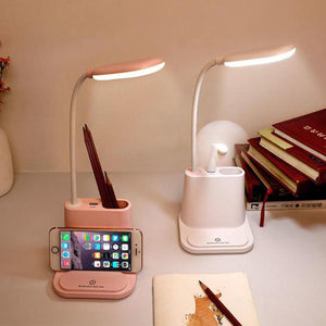 USB Rechargeable LED Desk Lamp Touch
