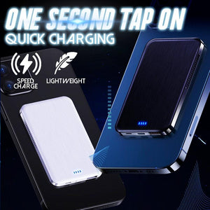 Wireless Magnetic Power Bank 4000mah