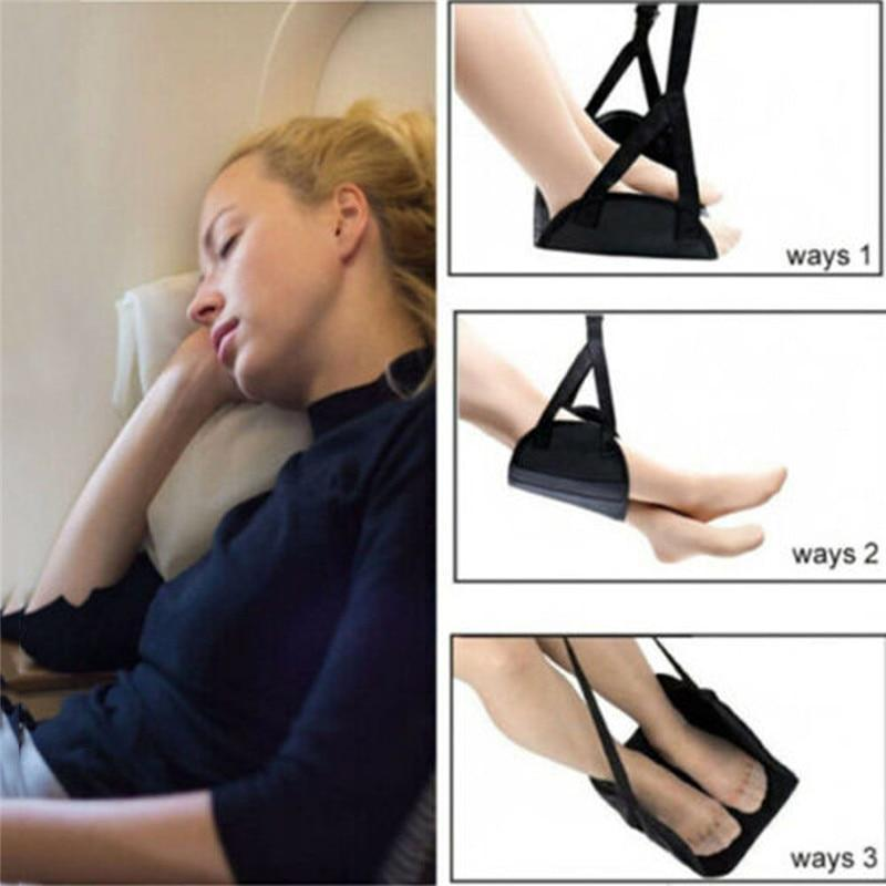 Airplane Footrest Made with Premium Memory Foam