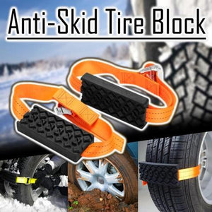 Anti-Skid Tire Block ( in pair )