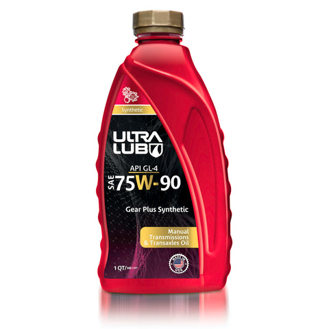 Image of Gear Oil SAE 75W-90 Synthetic, API GL-4