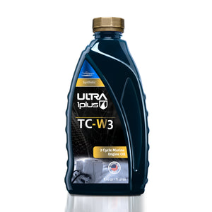 Ultra1Plus TC-W3 Synthetic Marine 2-Cycle Engine Oil