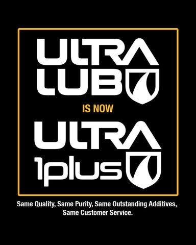 Ultralub SAE 25W-60 High Mileage Heavy-Duty Synthetic Blend Motor Oil, API CH-4/SJ