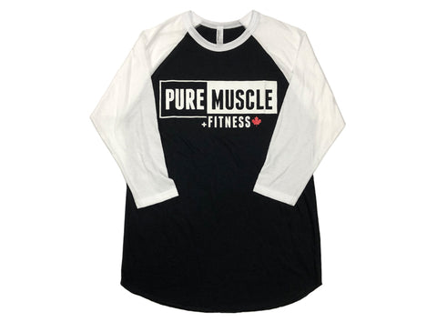 Pure Baseball-T Red Leaf