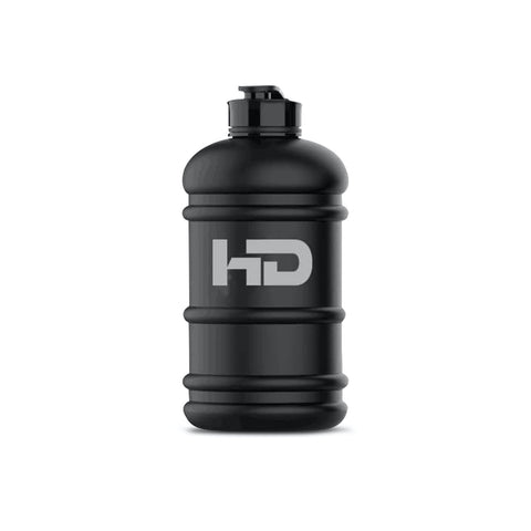 HD BIG Bottle - Black - HD MUSCLE