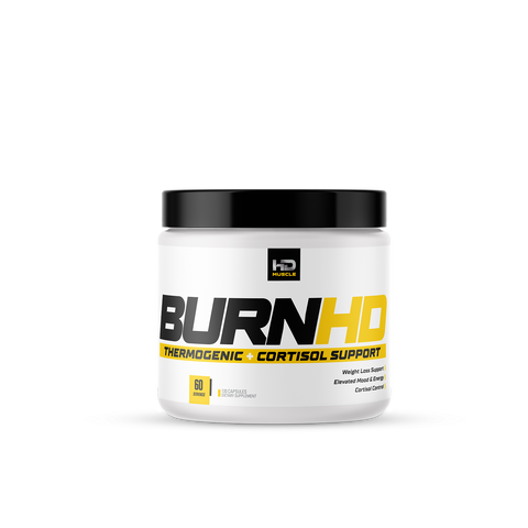 BURN-HD - HD MUSCLE