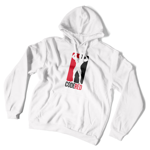 "Code Red ""Front Double"" Hoodie"