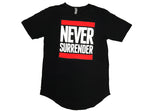"Frank ""Wrath"" McGrath Never Surrender T-Shirt"