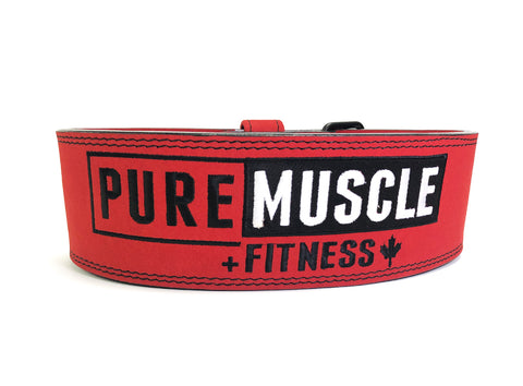 Pure X Ironbull Powerlifting Belt