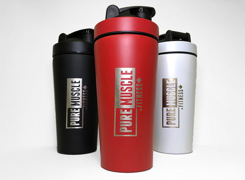 Pure Stainless Steel Shaker Cups