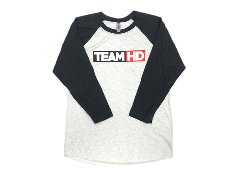 Team HD Baseball T
