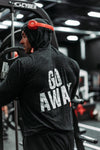 "Frank ""Wrath"" McGrath ""GO AWAY"" Zip Hoodie"