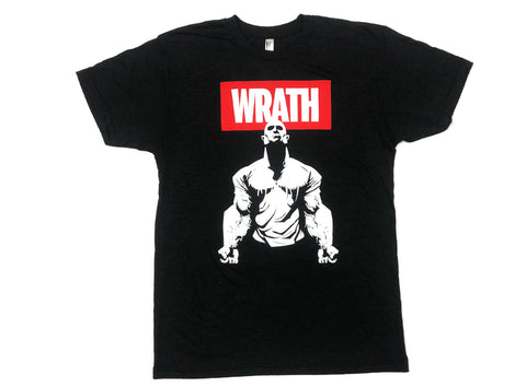 "Frank ""Wrath"" McGrath Silhouette"