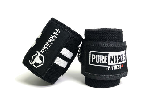 Pure X Ironbull Wrist Wraps