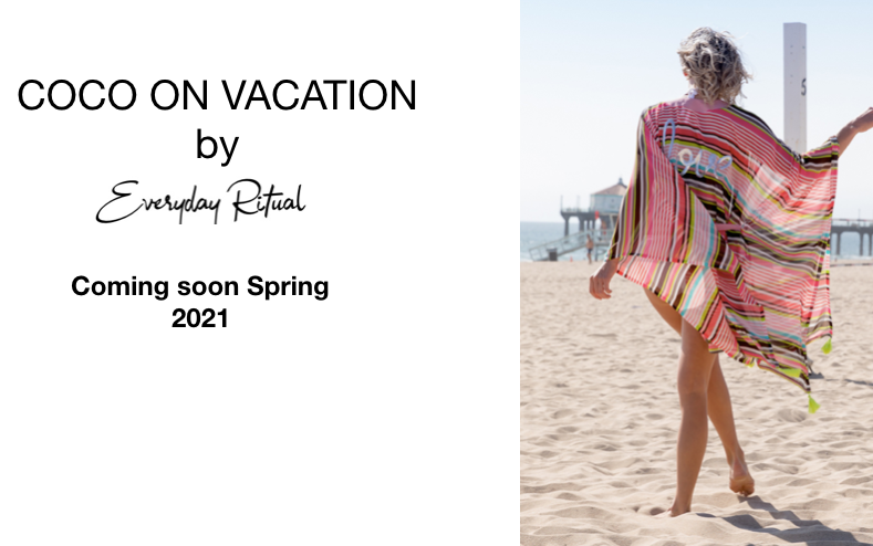 Coco on Vacation - Coming Spring 2021
