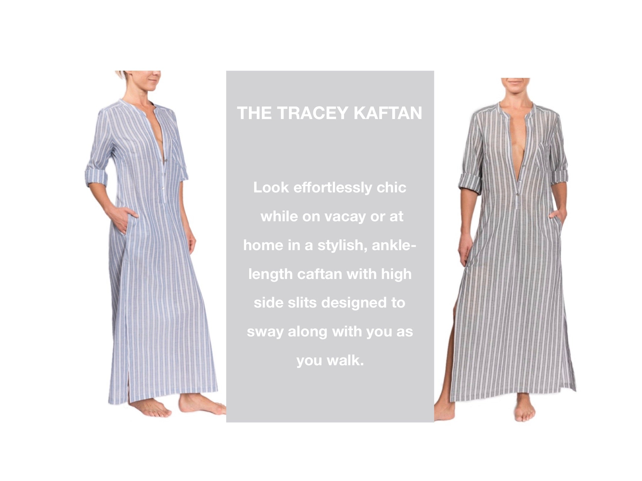 Introducing the gorgeous Tracey Kaftan