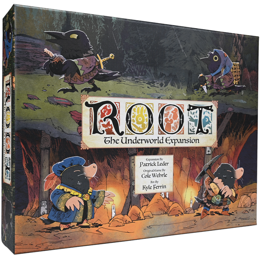 Root: The Underworlds | Misty Mountain Games