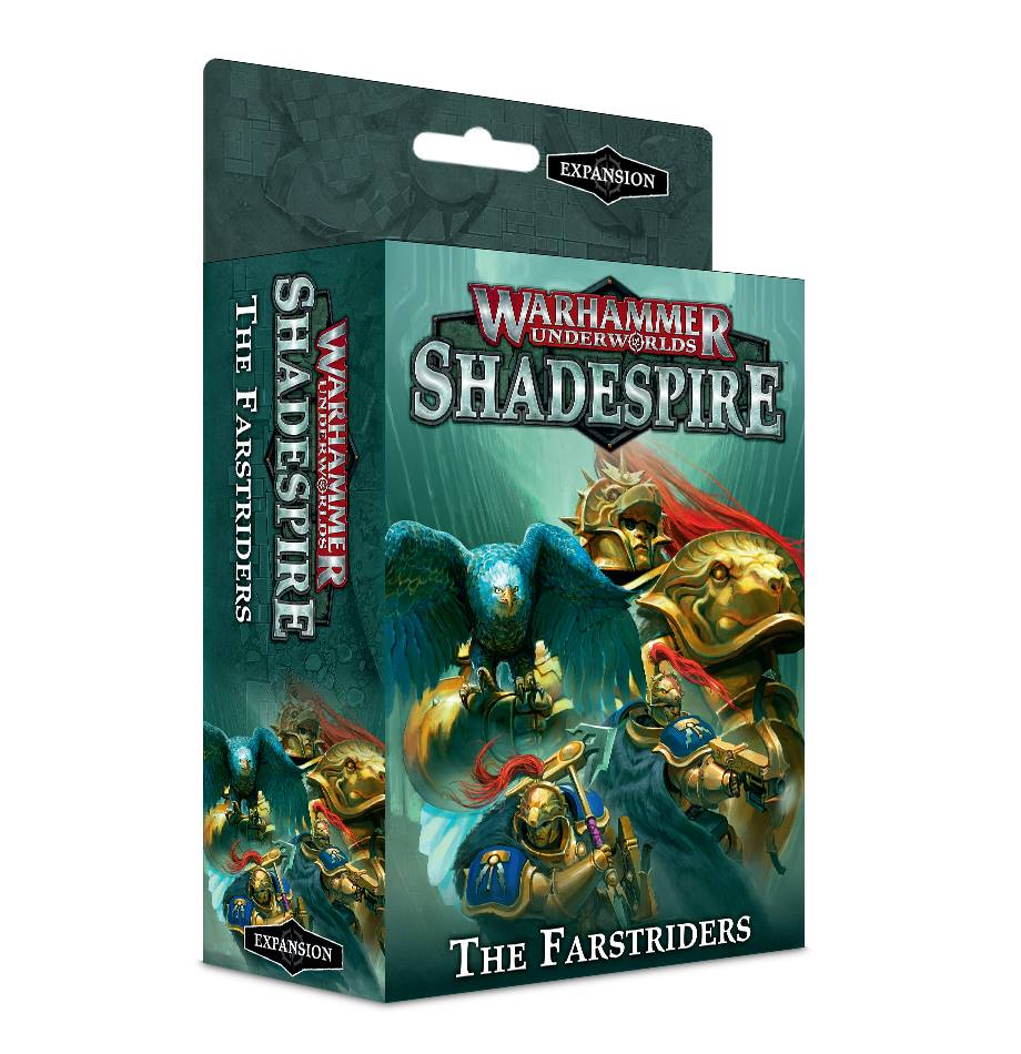 110-08-60 Warhammer Underworlds: The Farstriders | Misty Mountain Games