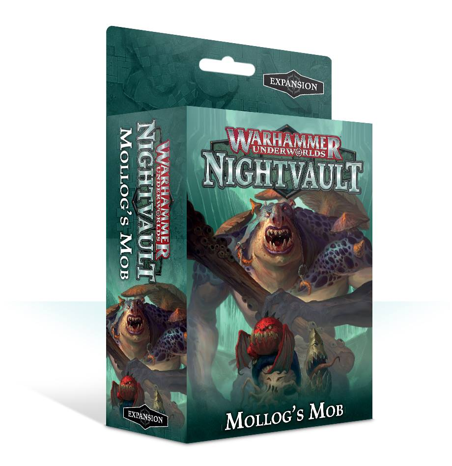 110-41 Warhammer Underworlds: Mollog's Mob | Misty Mountain Games
