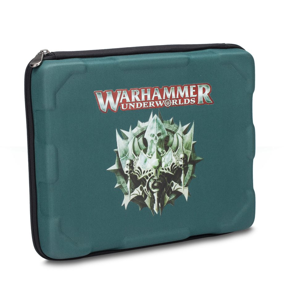 110-50 Warhammer Underworlds Carry Case | Misty Mountain Games