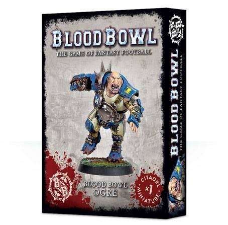 200-23 Blood Bowl Ogre | Misty Mountain Games