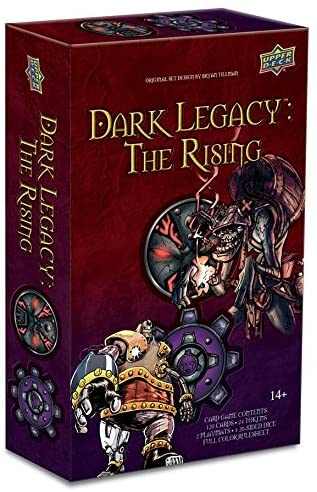 Dark Legacy: The Rising: Chaos vs. Tech Starter | Misty Mountain Games