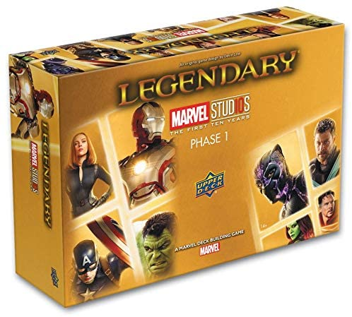 Legendary: Marvel: 10th Anniversary | Misty Mountain Games