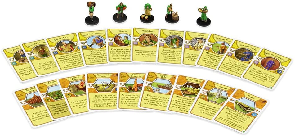Agricola: Green Expansion | Misty Mountain Games