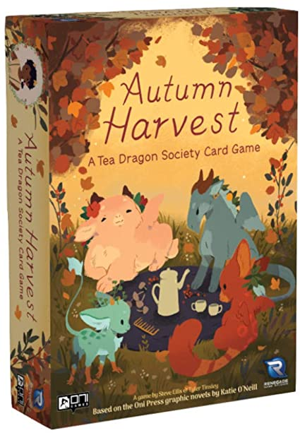 Tea Dragon Society: Autumn Harvest | Misty Mountain Games