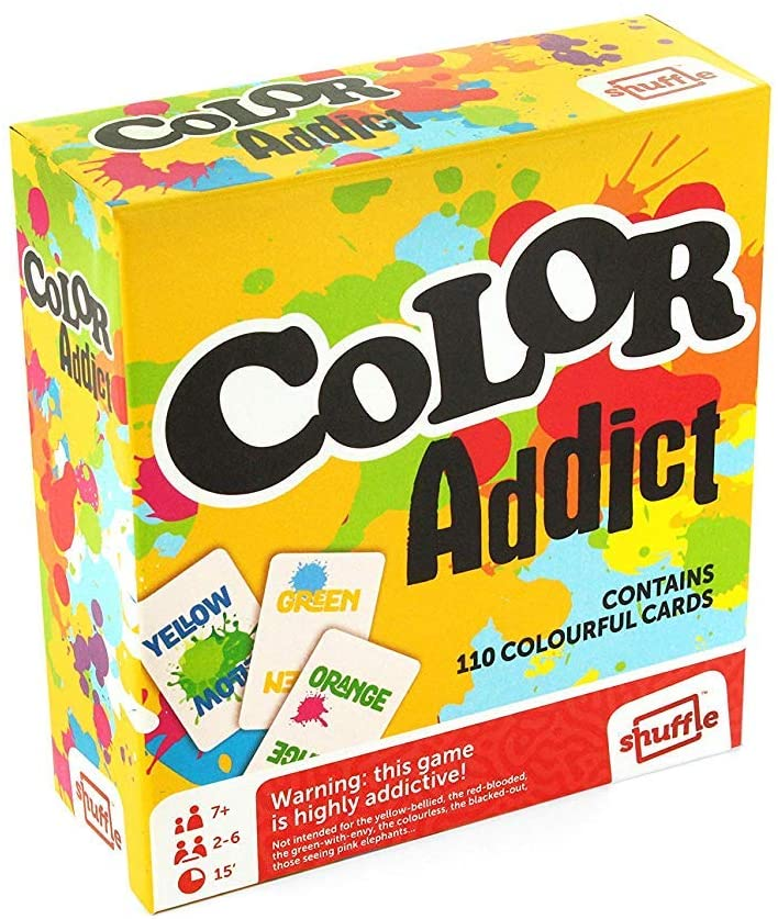 Color Addict | Misty Mountain Games