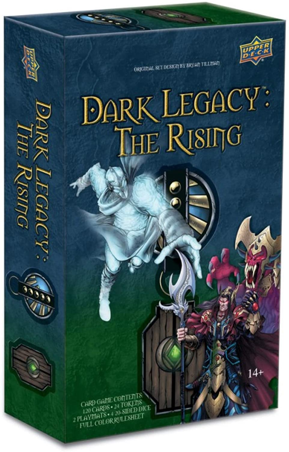 Dark Legacy: The Rising: Earth vs Wind Starter | Misty Mountain Games