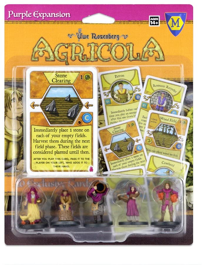 Agricola: Purple Expansion | Misty Mountain Games