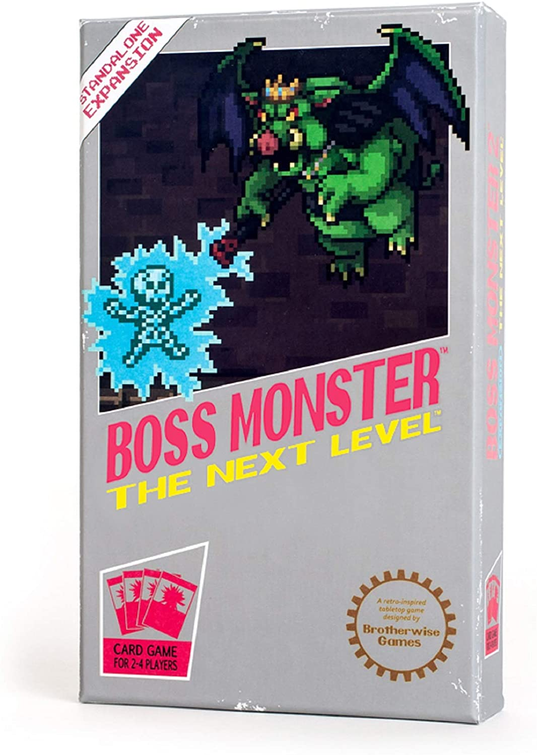 Boss Monster 2: The Next Level | Misty Mountain Games
