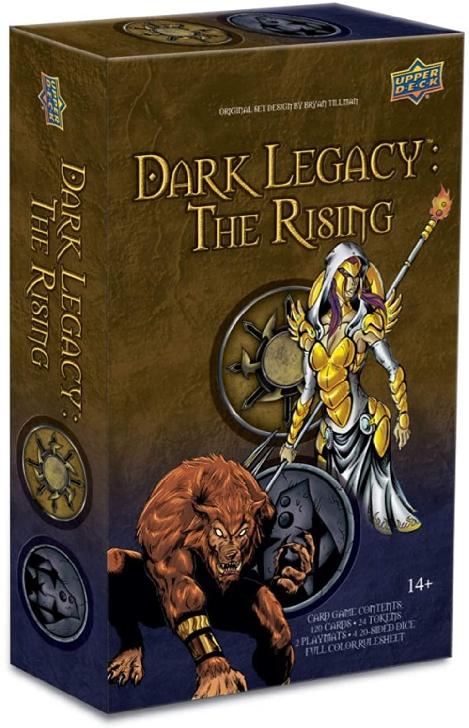 Dark Legacy: The Rising: Divine vs Darkness | Misty Mountain Games